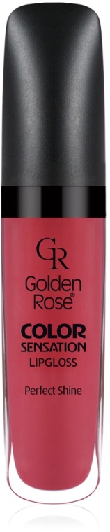Ruj de buze - Golden Rose Color Sensation Lipgloss
