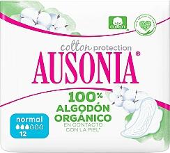Parfumuri și produse cosmetice Absorbante igienice, 12 buc - Ausonia Cotton Protection