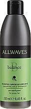 Parfumuri și produse cosmetice Șampon pentru păr gras - Allwaves Balance Sebum Balancing Shampoo