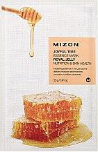 Parfumuri și produse cosmetice Mască de țesut cu extract de jeleu regal - Mizon Joyful Time Essence Mask Royal Jelly