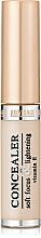 Parfumuri și produse cosmetice Concealer - Luxvisage