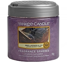 Parfumuri și produse cosmetice Biluțe parfumate - Yankee Candle Dried Lavender & Oak Fragrance Spheres