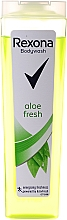 Set - Rexona Motion Sense Woman Aloe Fresh (deo/150ml + sh/gel/250ml) — Imagine N2
