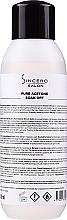 Parfumuri și produse cosmetice Acetonă pentru îndepărtarea gelului - Sincero Salon Acetone