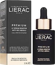 Parfumuri și produse cosmetice Ser anti-rid - Lierac Exclusive Premium Serum Regenerant