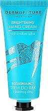 Parfumuri și produse cosmetice Cremă de mâini - Dermofuture Brightening Hand Cream
