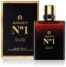 Parfumuri și produse cosmetice Aigner No 1 Oud - Apă de parfum