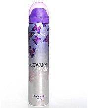 Parfumuri și produse cosmetice Jean Marc Covanni Cote - Deodorant