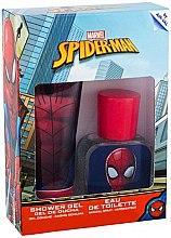 Parfumuri și produse cosmetice Air-Val International Spiderman - Set (edt/30ml + sh/gel/70ml)