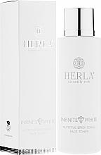 Parfumuri și produse cosmetice Toner pentru față - Herla Infinite White Nutritive Brightening Face Toner