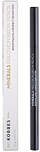 Parfumuri și produse cosmetice Creion pentru sprâncene - Korres Minerals Precision Brow Pencil
