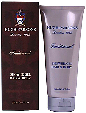 Parfumuri și produse cosmetice Hugh Parsons Traditional Shower Gel Hair Body - Gel de duș