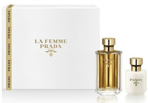 Prada La Femme Prada - Set (edp/50ml + b/lot/100ml) — Imagine N1