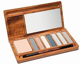Parfumuri și produse cosmetice Paletă fard de pleoape - Alilla Cosmetics Universe Palette