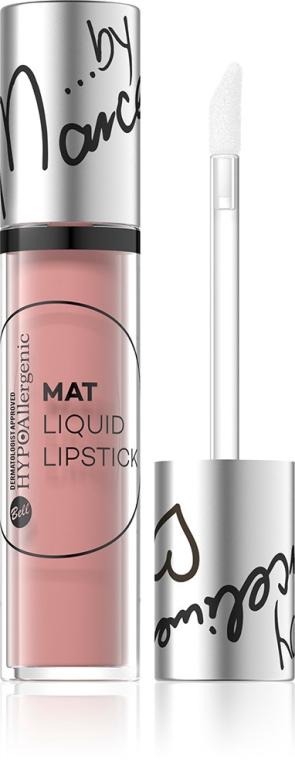 Ruj lichid matifiant hipoalergenic - Bell Hypoallergenic Mat Lip Liquid by Marcelina