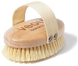 Parfumuri și produse cosmetice Perie de corp - Veoli Botanica Just Brush It