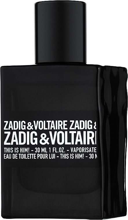 Zadig & Voltaire This is Him - Apă de toaletă (tester cu capac)