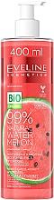 Parfumuri și produse cosmetice Hidrogel de pepene verde pentru corp și față - Eveline Cosmetics 99% Natural Watermelon