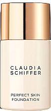 Parfumuri și produse cosmetice Fond de ten - Artdeco Claudia Schiffer Perfect Skin Foundation