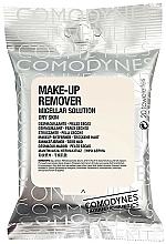 Parfumuri și produse cosmetice Șervețele de curățare pentru pielea uscată - Comodynes Make-up Remover Micellar Solution