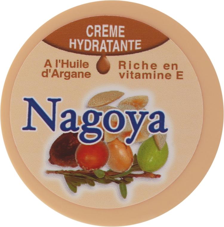 Cremă hidratantă cu ulei de argan - Azbane Nagoya Argan Cream