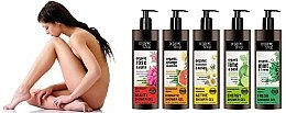 "Ulei de duș ""Plante de mentă"" - Organic shop Body Foam Oil Organic Mint and 7 Herbs — Imagine N3"