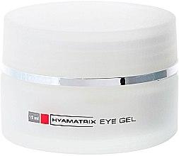 Parfumuri și produse cosmetice Gel pentru conturul ochilor - Hyamatrix Eye Gel