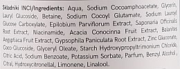 Șampon pentru păr normal și gras - Anwen Orange and Bergamot Shampoo — Imagine N3
