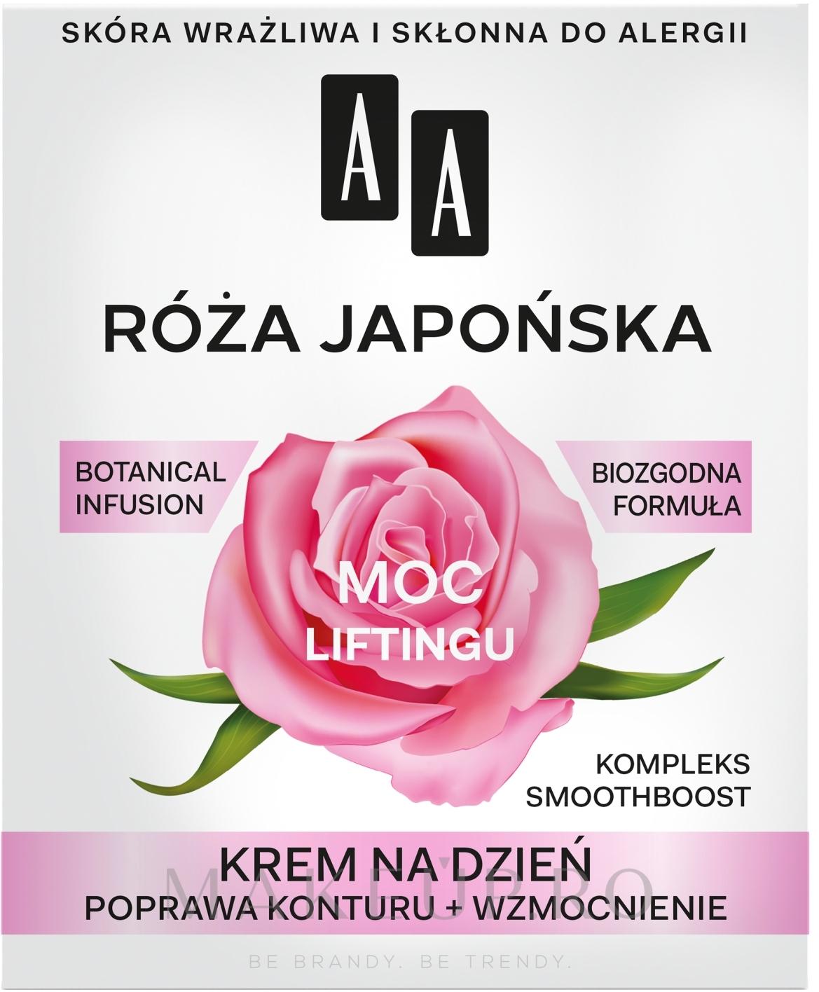 Cremă de zi pentru față - AA Moc Energy Cream 60+ — Imagine 50 ml