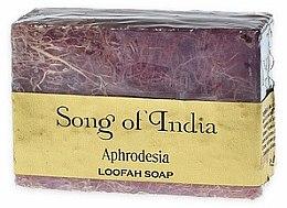 Parfumuri și produse cosmetice Săpun - Song of India Aphrodesia Loofah Soap
