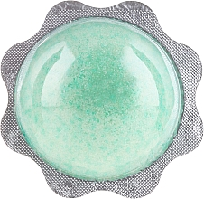 Parfumuri și produse cosmetice Bilă efervescentă pentru baie - Nacomi Green Tea Bath Bomb