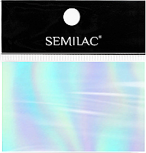 Parfumuri și produse cosmetice Folie pentru designul unghiilor - SEMILAC Transfer Foil (1 bucată)