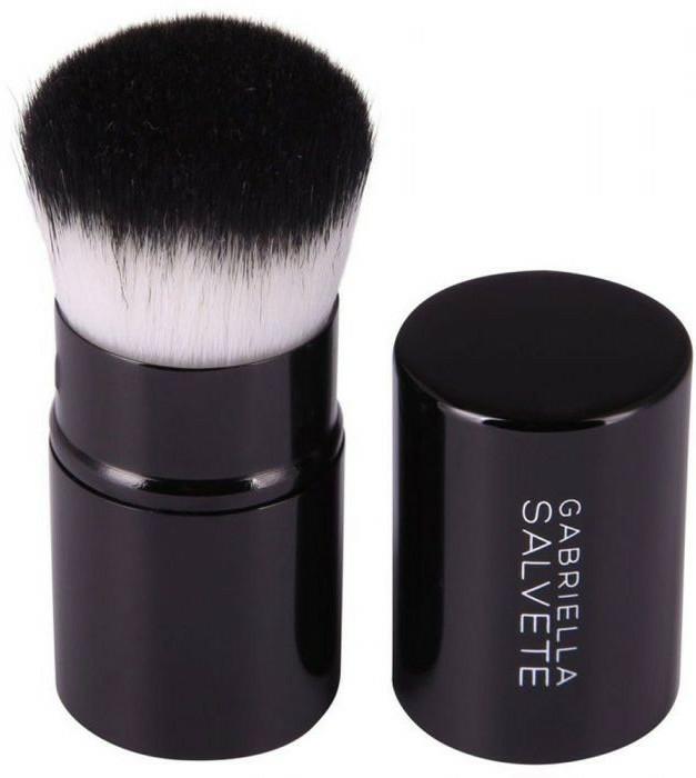 Pensulă pentru pudră - Gabriella Salvete Tools Powder Travel Brush — Imagine N1
