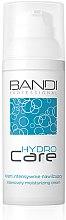 Parfumuri și produse cosmetice Cremă hidratantă pentru față - Bandi Professional Hydro Care Intensive Moisturizing Cream