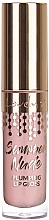 Parfumuri și produse cosmetice Luciu de buze - Lovely Summer Nude Plumping Lip Gloss