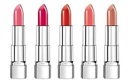 Ruj de buze - Rimmel Moisture Renew Sheer&Shine Lipsticks — Imagine N2