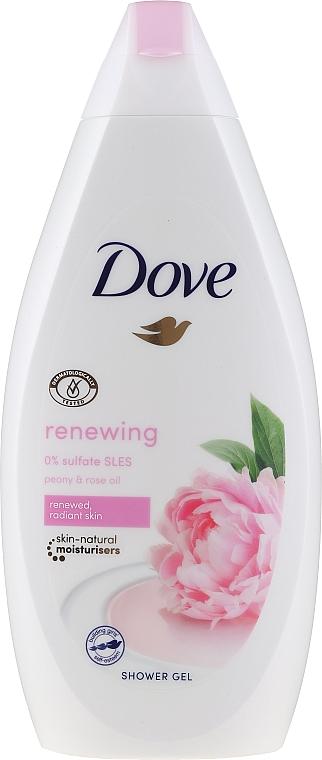 Gel-cremă de duș - Dove Renewing Shower Gel