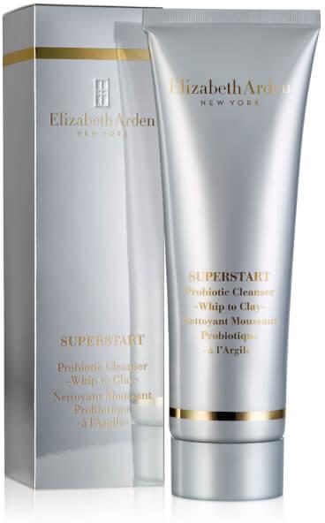 Cremă demachiantă - Elizabeth Arden Superstart Probiotic Whip to Clay Cleanser — Imagine N1