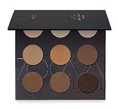 Parfumuri și produse cosmetice Paletă pentru sprâncene - Zoeva Brow Spectrum Palette