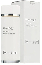 Parfumuri și produse cosmetice Cremă-bază pentru machiaj - ForLLe'd Hyalogy P-effect Basing Emulsion