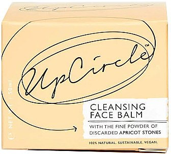 Balsam pentru față - UpCircle Cleansing Face Balm With Apricot Powder — Imagine N2