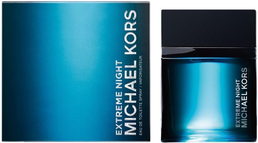 Michael Kors Extreme Night - Apă de toaletă — Imagine N1