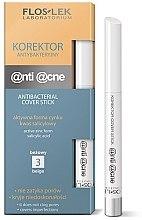 Parfumuri și produse cosmetice Corector de față - FlosLek Anti Acne Program Corrector
