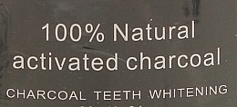 Pudră pe bază de cărbune activ, pentru albirea dinților - Biomika Natural Teeth Powder — Imagine N2