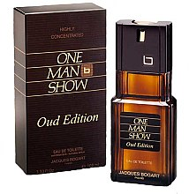Parfumuri și produse cosmetice Bogart One Man Show Oud Edition - Apă de toaletă