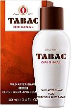 Parfumuri și produse cosmetice Maurer & Wirtz Tabac Original Mild After Shave Fluid - Loțiune după ras