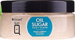 Parfumuri și produse cosmetice Peeling cu zahăr pentru corp - Silcare Quin Sugar Body Peel Oil