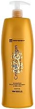 Parfumuri și produse cosmetice Șampon hidratant cu ulei de Argan și Aloe - Brelil Bio Traitement Cristalli d'Argan Shampoo Intensive Beauty
