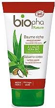 Parfumuri și produse cosmetice Loțiune de corp - Biopha Nature Baume Riche
