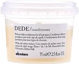 Parfumuri și produse cosmetice Balsam delicat - Davines Essential Haircare Dede Delicate Air Conditioning